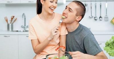 ТОП 5 продуктів - чим нагодувати чоловіка?